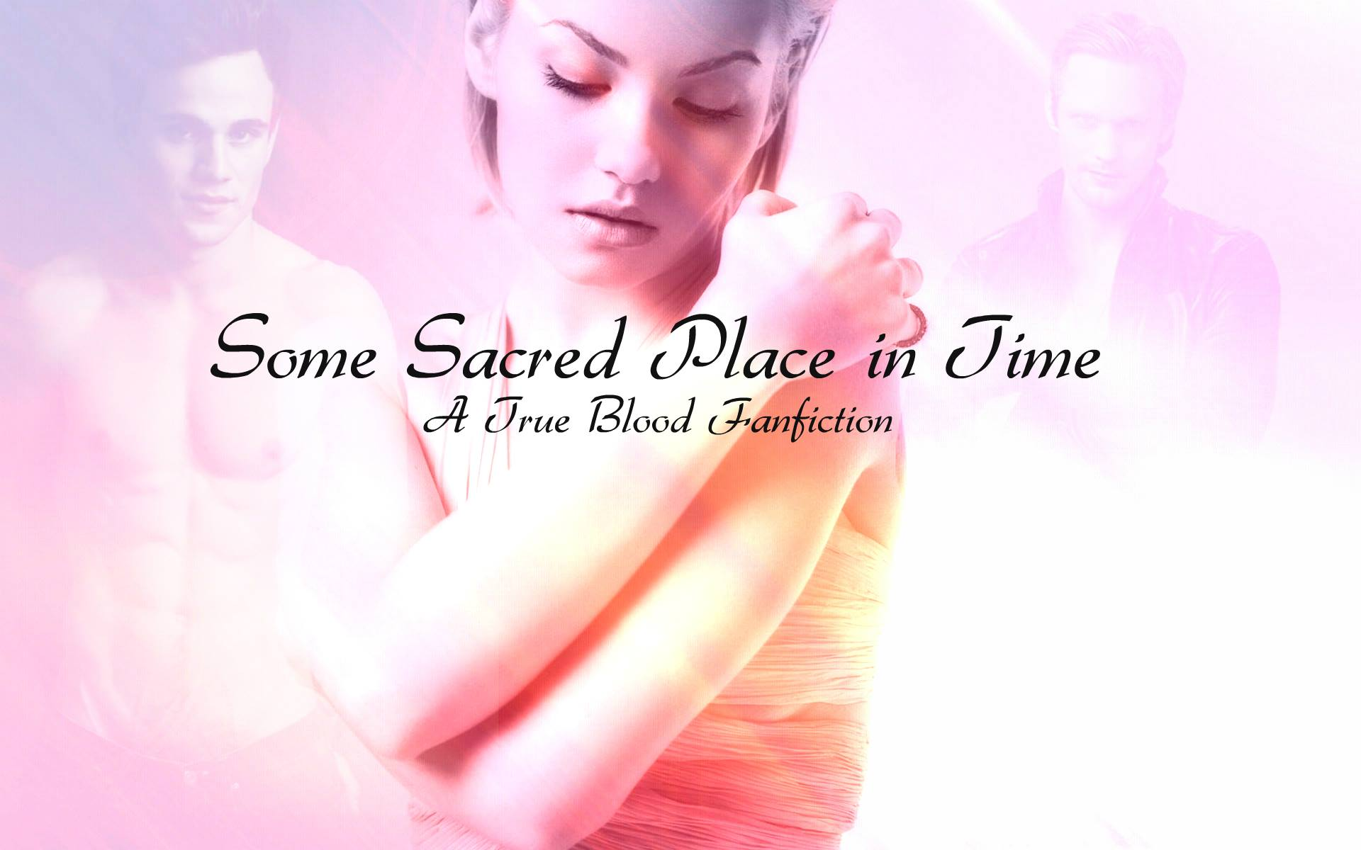 Some Sacred Place In Time Banner