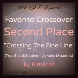 2ndKittyinaz - Crossover and Crossing The Fine Line