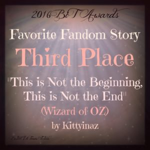 3rdKittyinaz Favorite Fandom Story - This is not the Beginning, this is not the End
