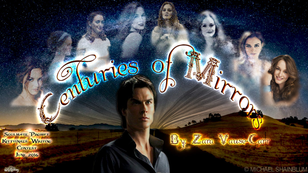 Centuries of Mirrors By Zara Vause-Carr