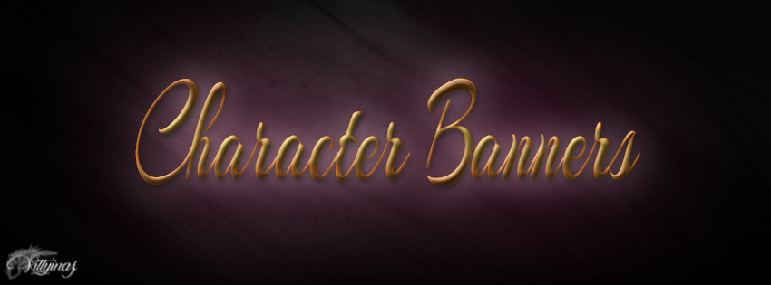 Character Banners 1