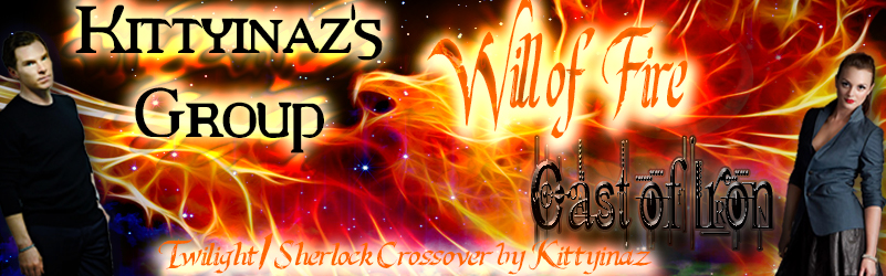 Kittyinaz Will Of Fire 1