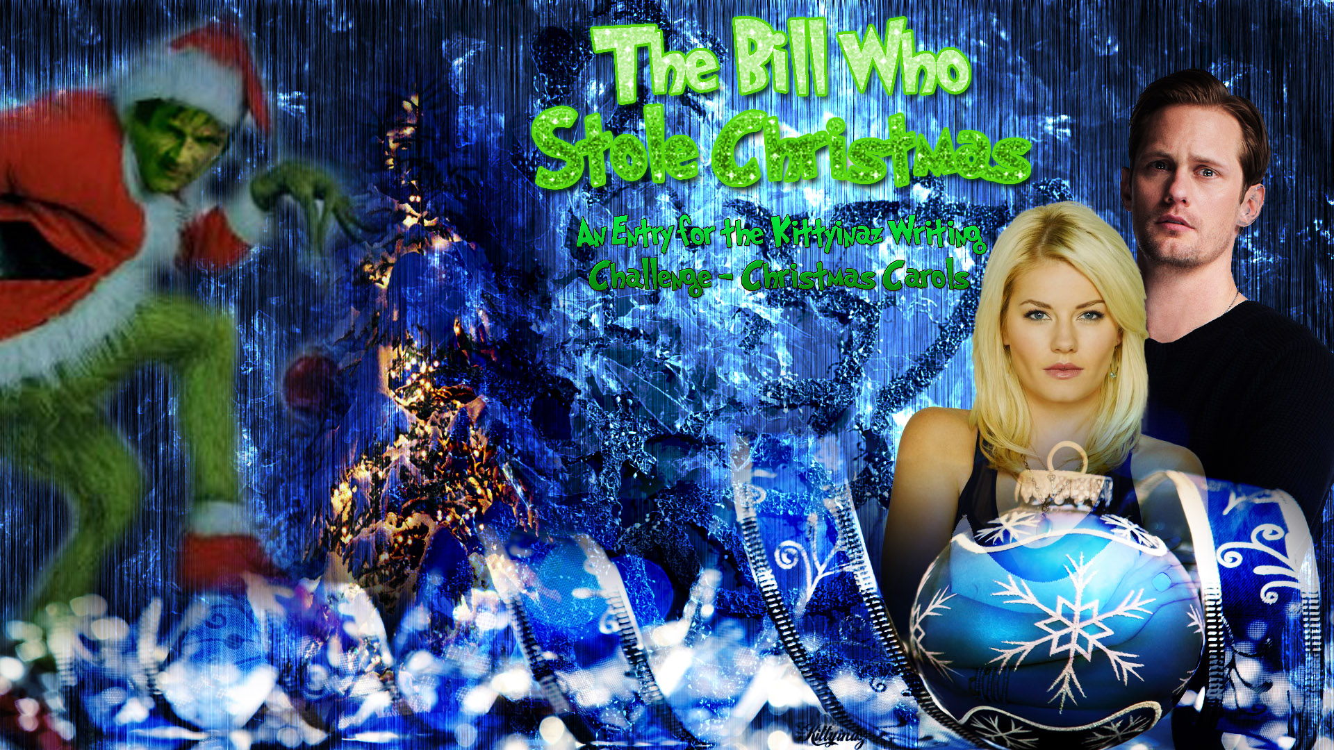 The Bill Who Stole Christmas by American Android