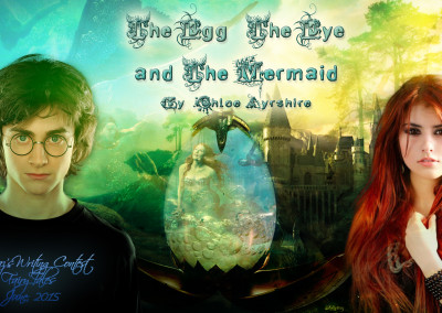 The Egg, The Eye and the Mermaid by Chloe Ayrshire