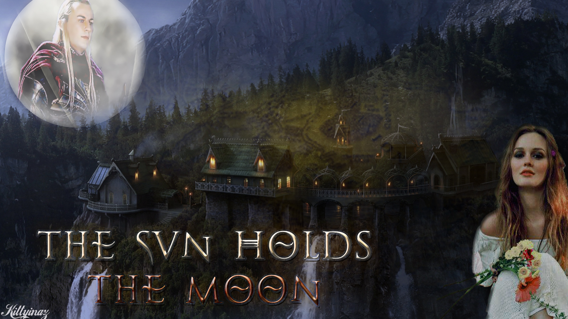 The Sun Hold the Moon 2