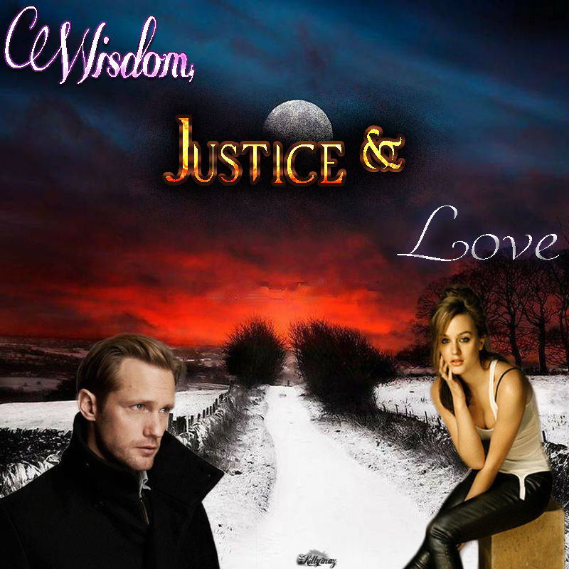 Wisdom, Justice and Love