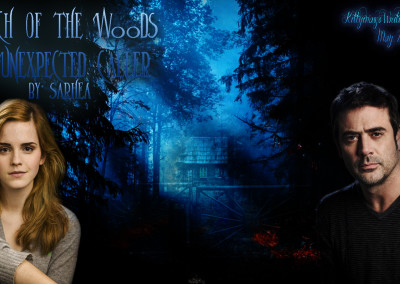 Witch of the Woods – An Unexpected Caller by Sarhea