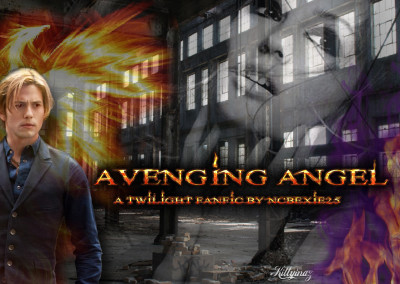 Avenging Angel by ncbexie25- M Rated