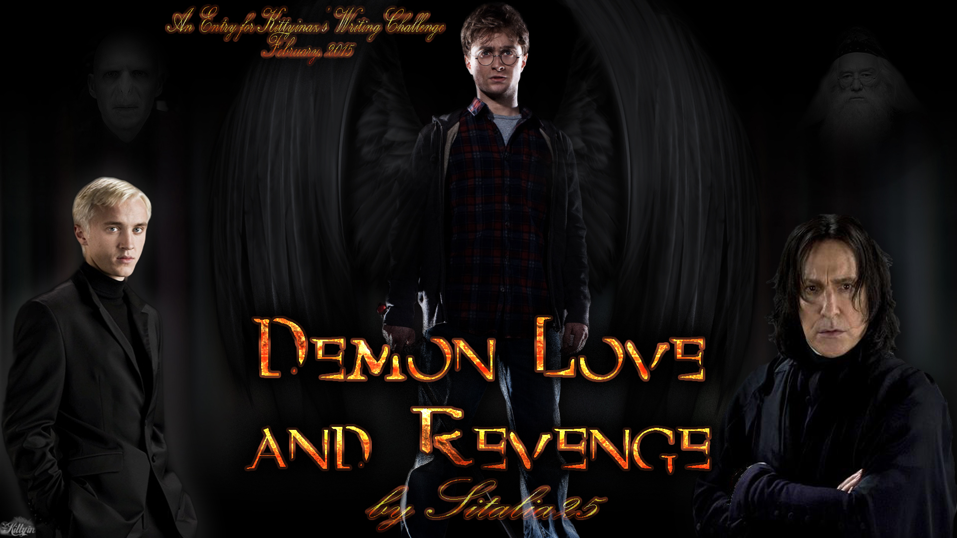 Demon Love and Revenge – M by Sitalia25