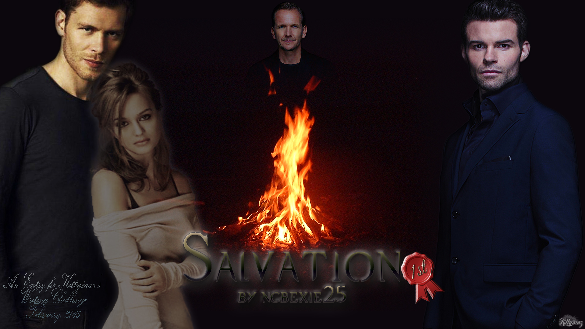 Salvation – Rated M by ncbexie25