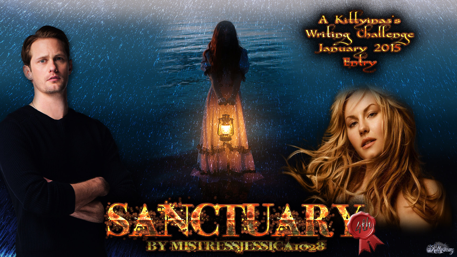 Sanctuary by MistressJessica1028