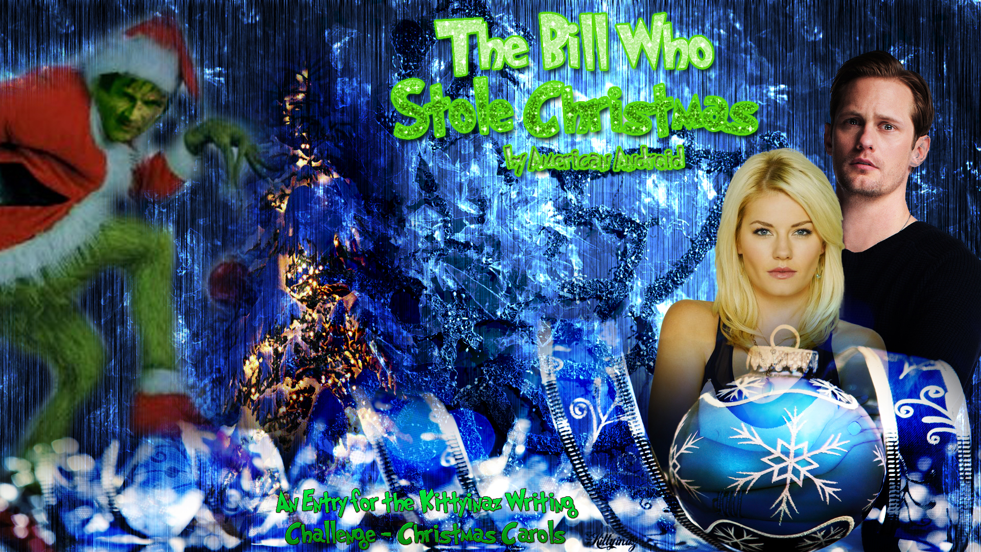 The-Bill-Who-Stole-Christmas-American-Android