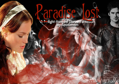 Paradise Lost by Spudzmom